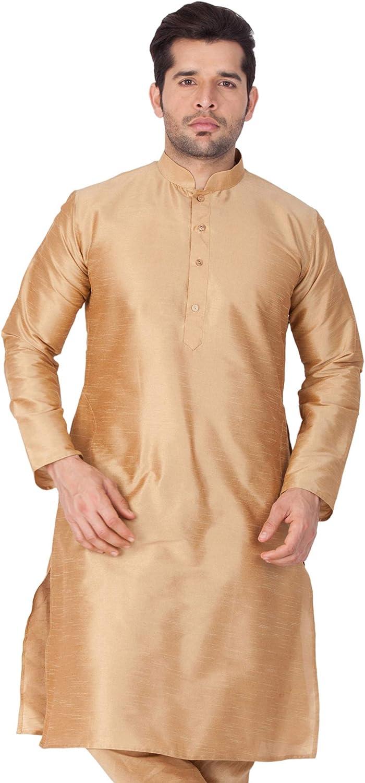 Elina Limited time for free shipping fashionMen's favorite Tunic Banglori Silk Set Indi Kurta Pajama