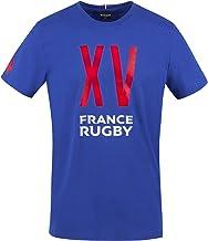 le coq Sportif FFR Fanwear Tee SS N°1 M Heren T-shirt met korte mouwen