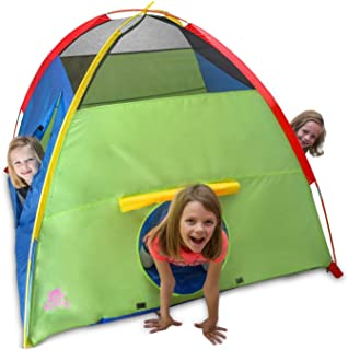 Best Kiddey Kids Play Tent & Playhouse – Indoor/Outdoor Camping Tent for Boys and Girls – Promotes Early Learning, Social Bonding, Imagination Building and Roleplay – Easy Setup Review
