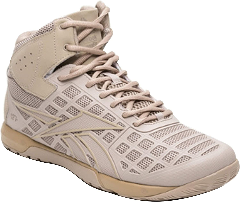 Reebok Men's Crossfit Trainers Nano 3.0 Tactical Mid Sneakers