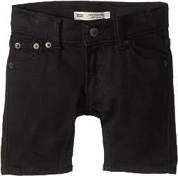 Levi's® Kids 511 Slim Fit Performance Denim Shorts (Toddler)