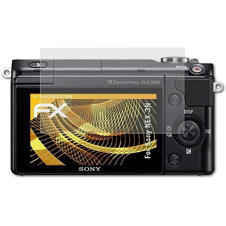 Atfolix Panzerfolie Kompatibel Mit Sony Nex 5 Kamera