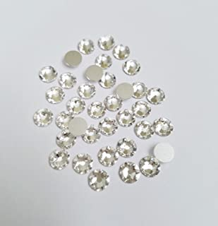 144 pcs Crystal (001) clear Swarovski NEW 2088 Xirius 20ss Flat backs Rhinestones 4.7mm ss20