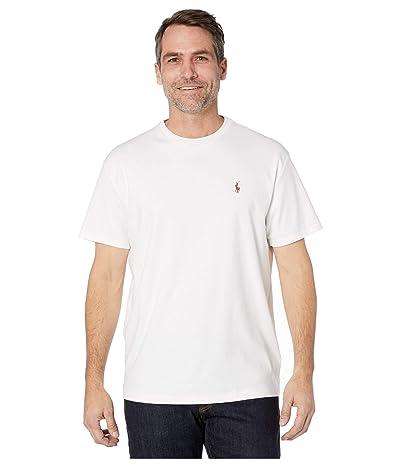 Polo Ralph Lauren Classic Fit Soft Cotton T-Shirt (White) Men