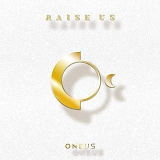 K-POP ONEUS - 2nd Mini Album [Raise US] (Twilight version) CD + Photobook + Postcard + Photocard + Folded Poster