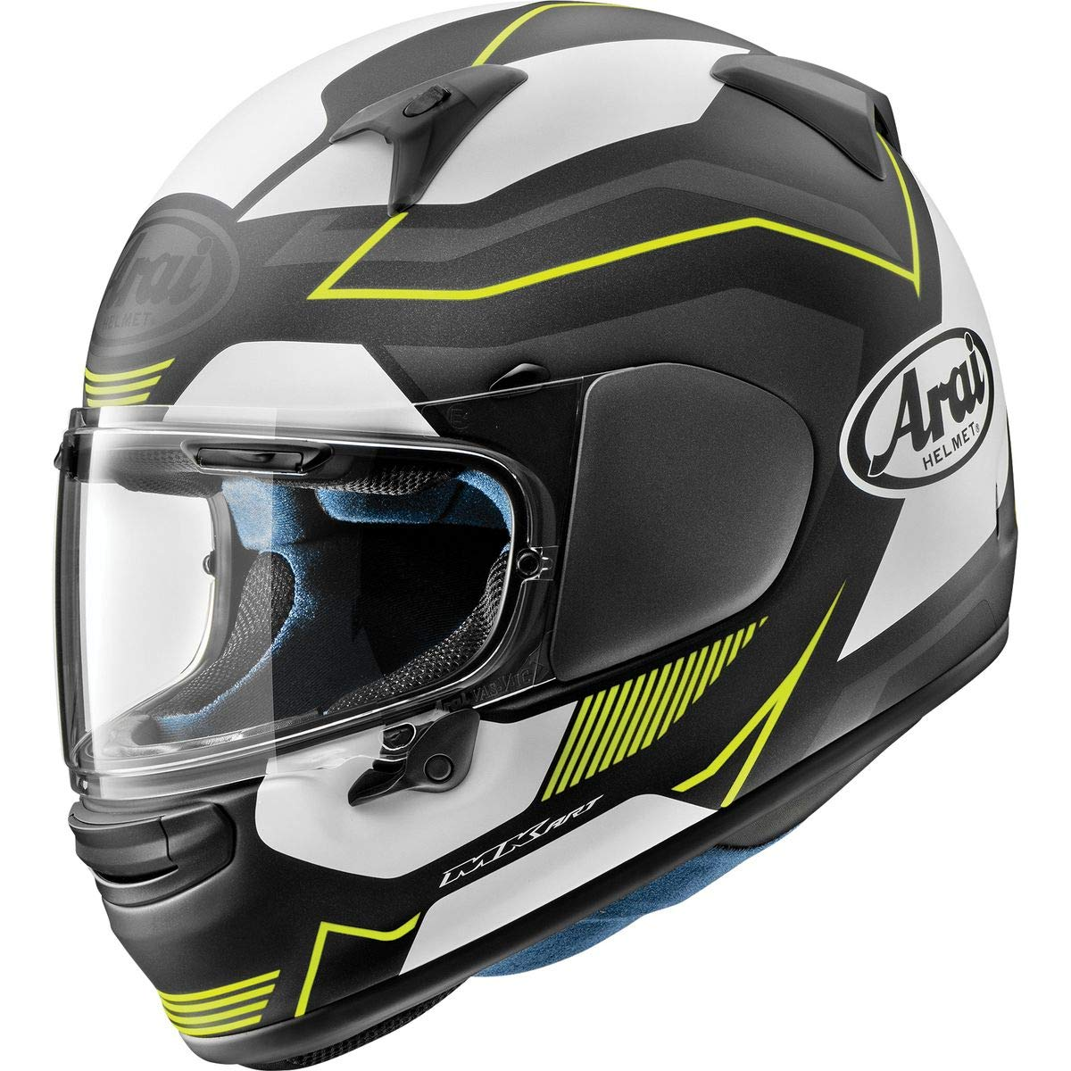 CLEAR Tour-X1//X2//X3 Arai Motorcycle Helmet Pinlock Ready Visor