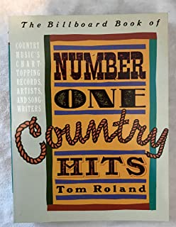 The Billboard Book of Number One Country Hits