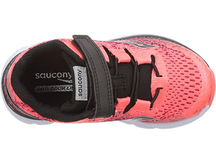 Vizi Red Choose Your Size **Saucony Freedom ISO Toddler Sneaker