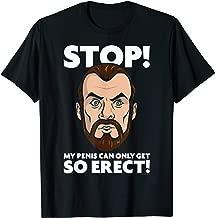 Archer Krieger Stop T Shirt T-Shirt
