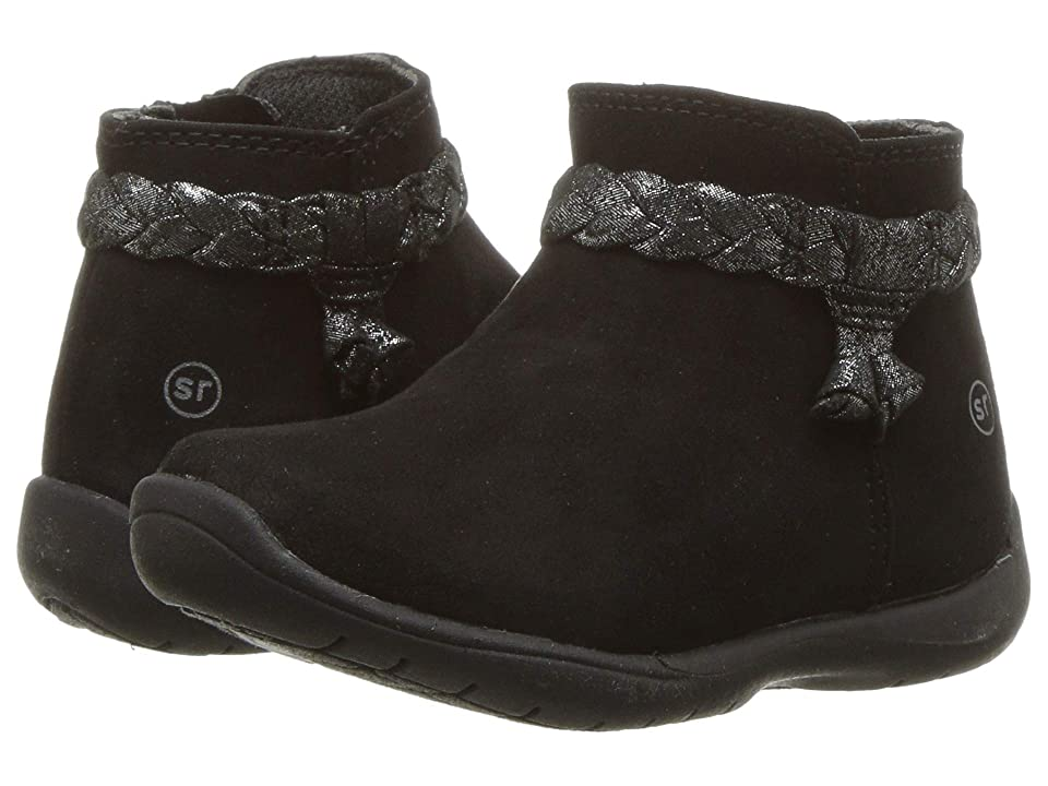 Stride Rite Finley (Toddler/Little Kid) (Black) Girl