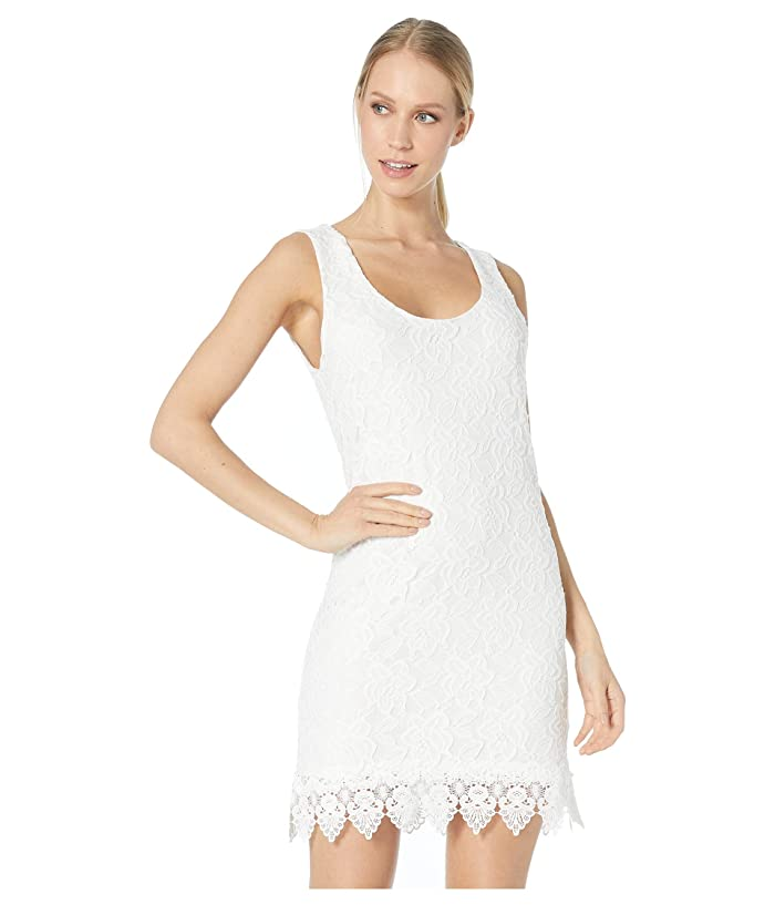 Jack by BB Dakota Grow with It Dress (Off-White) Women