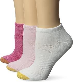Gold Toe Women's Ultra Soft Micro Mesh No Show Sock 3-Pack