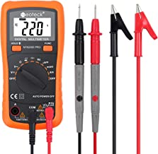 Neoteck Auto Ranging Digital Multimeter AC/DC Voltage Current Ohm Capacitance Frequency..
