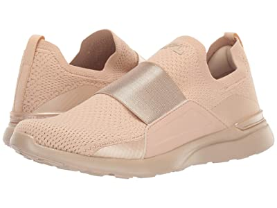 Athletic Propulsion Labs (APL) Techloom Bliss (Champagne) Women