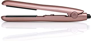 "JOYA MIA Diva 1"" Ceramic Hair Straightener heat up to 450F (Rose Gold)"
