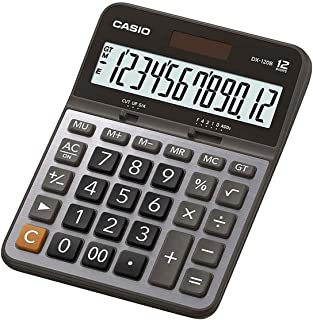 Casio DX120B Electronic Calculator 12 Digits- DX-120B