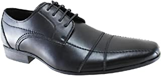 Julius Marlow Ballistic Leather Classic Styling True Formal Lace Up Shoe