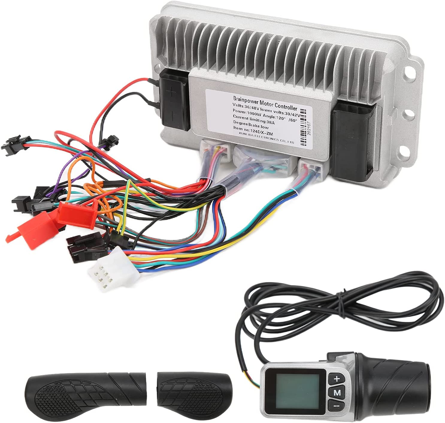 Electric Bicycle Instrument Selling rankings Controller 34V 1000W 48V Popular LCD Disp