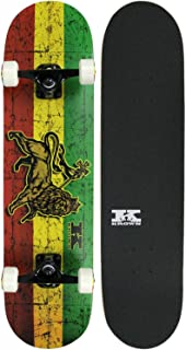 bob marley skateboard deck