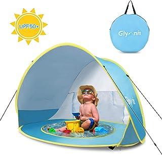 Glymnis Tienda de Playa para Bebés Pop up Tienda de Bebé