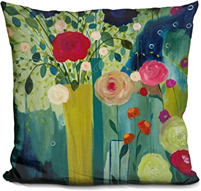Amazon.com: Inktale Night Forest Basic Pillow: 83 Oranges ...
