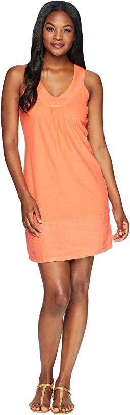 Arden Sleeveless Flounce Dress