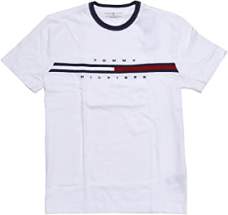 Tommy Hilfiger Men's Short Sleeve Crewneck Logo T Shirt