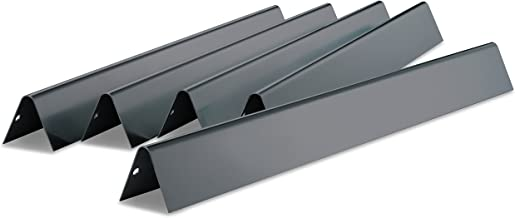 Weber 7539 Porcelain-Enameled Flavorizer Bars - Fits Genesis 300 Series Gas Grills with Side-Mounted Control Panel
