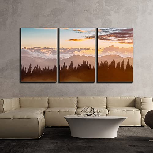 3 Piece Framed Canvas Sets Amazoncom