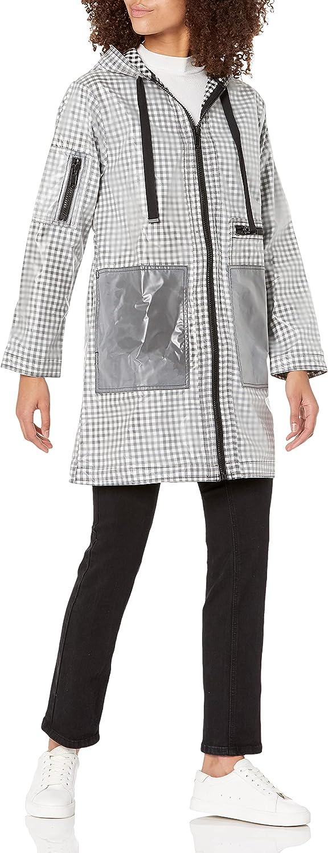Rachel Roy Women's Raincoat