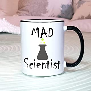 Boyce22Par Mad Scientist Mug Chemistry Mug Science Gift Graduation Gift Chemistry Student Science Teacher Gift Chemistry P...