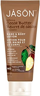 Jason Softening Cocoa Butter Hand & Body Lotion, 227g