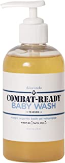 Skincando Combat-Ready Baby Wash - Unscented