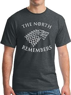 The North Remembers Shirt - Stark GoT Tshirt