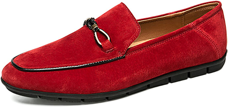 Men Boat shoes Lok Fu shoes Lazy shoes Fashion Comfortable Driving shoes