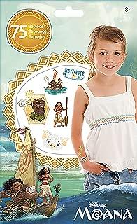 Trends International Disney Moana - Standard Tattoo Bag 75ct