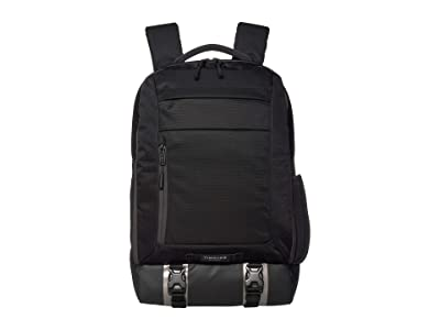 Timbuk2 The Authority Pack DLX (Black Deluxe) Backpack Bags