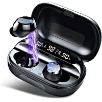 Motast IP7 Waterproof Bluetooth Headphones with Charging Case