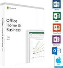 $189 » Office Home and Business 2019 - 1 PC / Mac - KeyCard - Lifetime License - Delivering by post mail