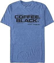 Star Trek Men's Voyager Janeway Coffee Quote T-Shirt
