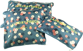 """NEW""""10Pcs Waterproof Clothes Travel Storage Bag Packing Cube Luggage Organizer Pouch"""