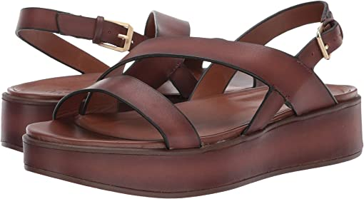 Lodge Brown Leather