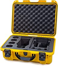 Nanuk 925 Waterproof Hard Case with Foam Insert for DJI Mavic 2 Pro|Zoom + Smart Controller, Crystalsky 5.5