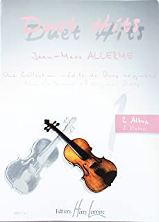 Duet Hits (Viola Duet)