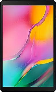 Samsung Galaxy Tab A 10.1 بوصة (32 جيجا بايت + 128 جيجا بايت SD، واي فاي فقط) شاشة عرض عالية الدقة من الزاوية إلى الزاوية،...
