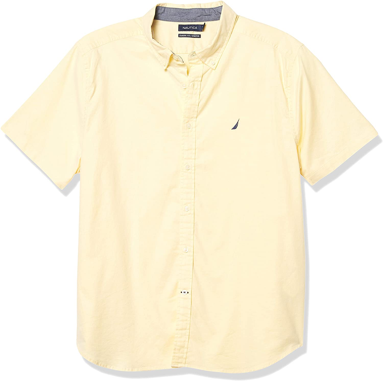 Nautica Men's Classic Fit Oxford Shirt