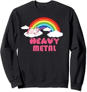 Heavy Metal Unicorn Sweatshirt