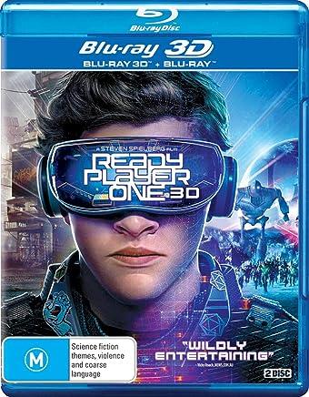 Ready Player One 3D (Blu-ray 3D/Blu-ray)
