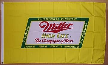 miller high life flag