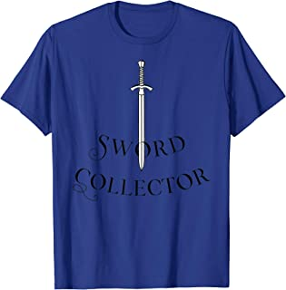 Sword Collector T-Shirt